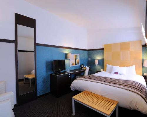 Mercure paris la sorbonne 4 star 75005 for Hotel design sorbonne paris 75005