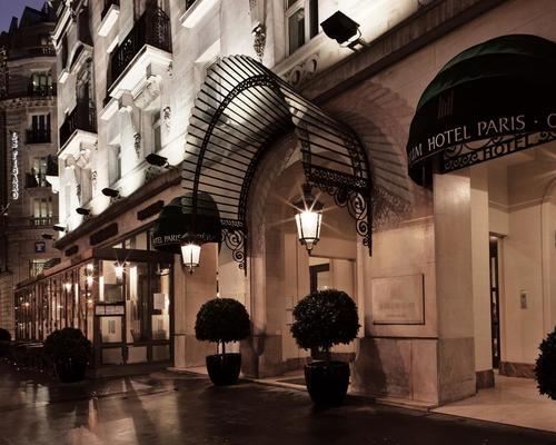 millennium hotel paris opera 4 star 12 boulevard haussmann 75009. Black Bedroom Furniture Sets. Home Design Ideas