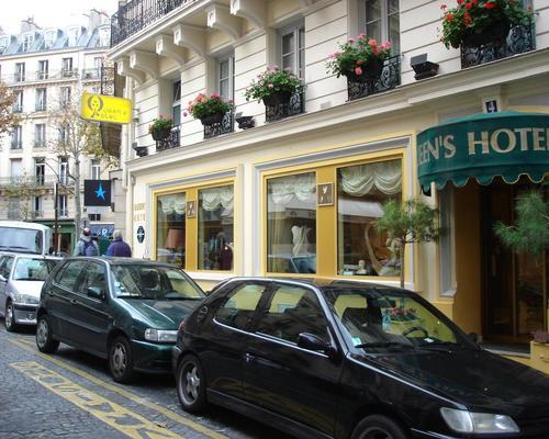Les Matins De Paris Hotel