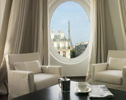 radisson blu le metropolitan hotel paris 4 toiles 10 place de mexico. Black Bedroom Furniture Sets. Home Design Ideas