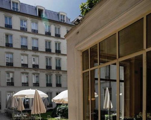 Hotel Saint James Rue De Rivoli