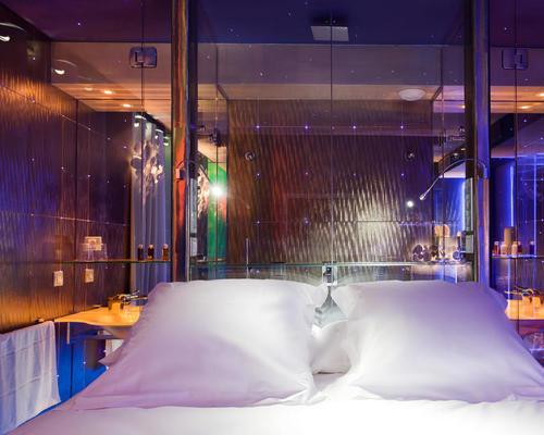Seven hotel paris 4 star 20 rue berthollet 75005 for Hotel design 75005