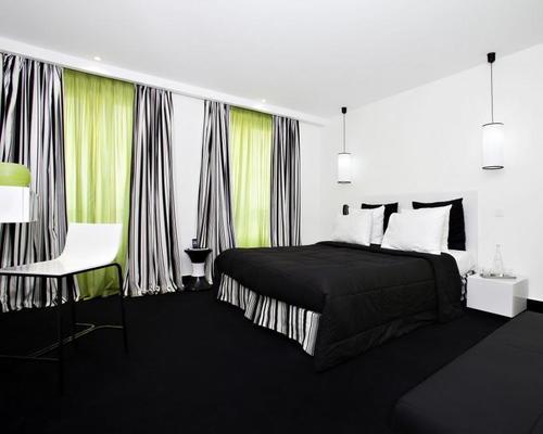 Standard design hotel paris 3 toiles 29 rue des for Hotel design 3 etoiles paris