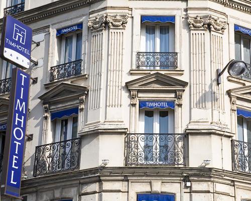 Timotel Hotel Paris