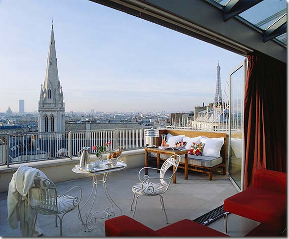 H Tel De Sers Paris 5 Star 41 Avenue Pierre 1er De