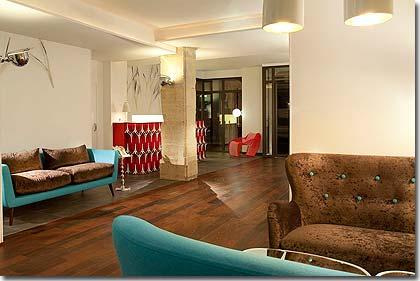 The 3 star joyce hotel paris visit our hotel tour for Harmony hotel paris