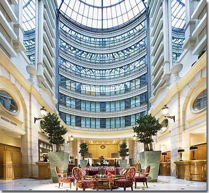 The 5 Star Marriott Hotel Champs Elys 233 Es Paris Visit