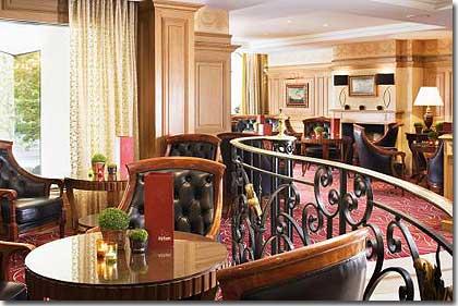 The 5 Star Marriott Hotel Champs Elys 233 Es Paris Visit