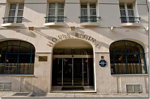 R gina op ra paris 3 star 11 bis rue mazagran 75010 for Hotel regina opera paris