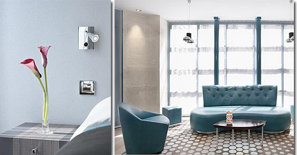 Hotel in paris design hotel bassano paris 4 star hotel for Top design hotels in paris