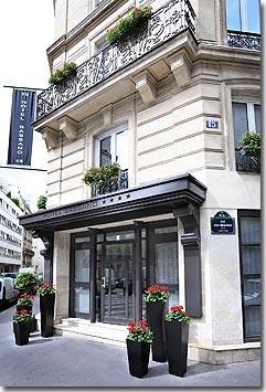 Design hotel bassano parigi 4 stelle visitate il nostro for Parigi hotel design