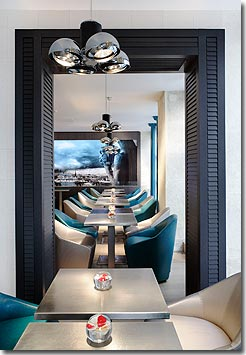 design hotel bassano paris 4 toiles visitez notre h tel pr sentation descriptions et photos. Black Bedroom Furniture Sets. Home Design Ideas