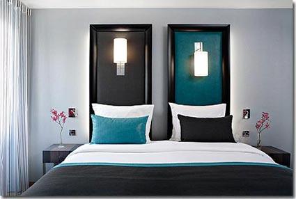 Design hotel bassano paris 4 toiles visitez notre for Chambre d amis et bureau