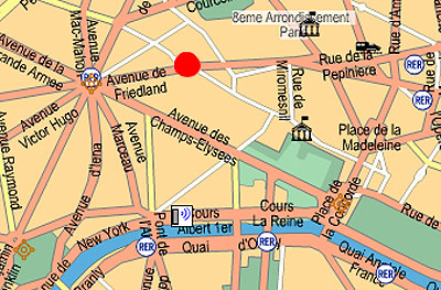 Paris Restaurants Near Champs Elysees
