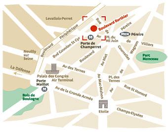 Hotels Near Palais De Congres Paris