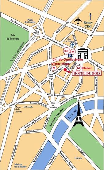 Star Hotels Near Champs Elysees Paris