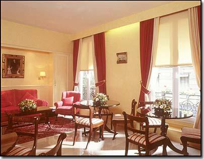 Hotel du bois paris 3 toiles visitez notre h tel for Salon de coiffure afro champs elysees