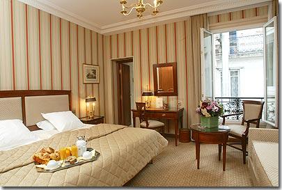 Hotel franklin roosevelt par s 4 estrellas visite - Insonorizacion de habitaciones ...