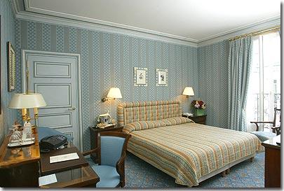 Hotel franklin roosevelt paris 4 toiles visitez notre h tel pr sentation descriptions et - Chambre style anglais moderne ...
