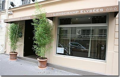 Hotel de longchamp elysees paris 3 toiles visitez for Trouver hotel proche adresse