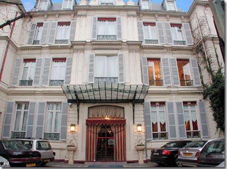 XO Hotel Paris, 4 Star Paris Hotel Pereire Monceau Champs