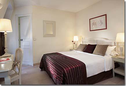 Hotel tilsitt etoile paris 3 toiles visitez notre h tel pr sentation de - Meubles blanc d ivoire ...