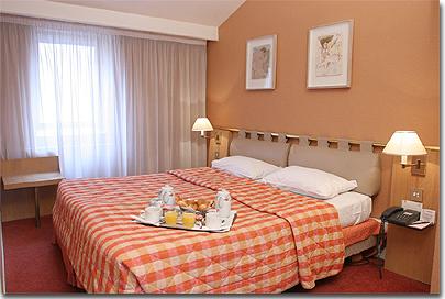 Hotel Parigi Montmartre  Stelle