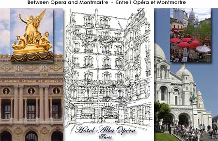 Lautrec Opera Hotel Paris France