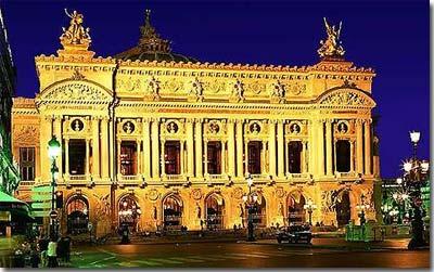 Hotel Horset Opera Parigi