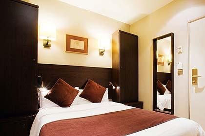 Best western hotel paris louvre op ra par s 3 estrellas for Cuarto de hotel 5 estrellas