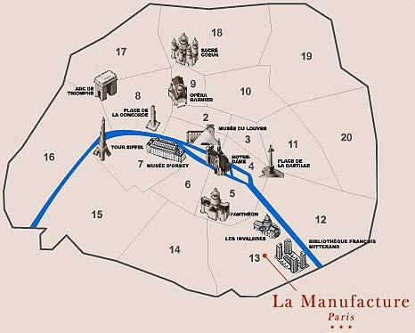 La Manufacture Hotel Paris