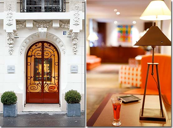 Hotel La Manufacture Paris 3* star near the Gobelins District and the Place d'Italie