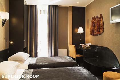 The 3 star best western hotel jardin de cluny paris for Best western le jardin de cluny booking