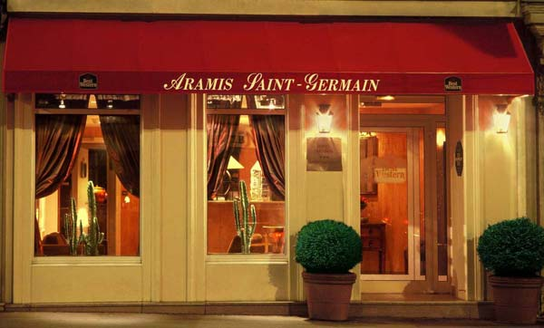 Best Western Hotel Aramis Saint-Germain Paris 3* star near the Saint-Germain des Prés District, Left Bank