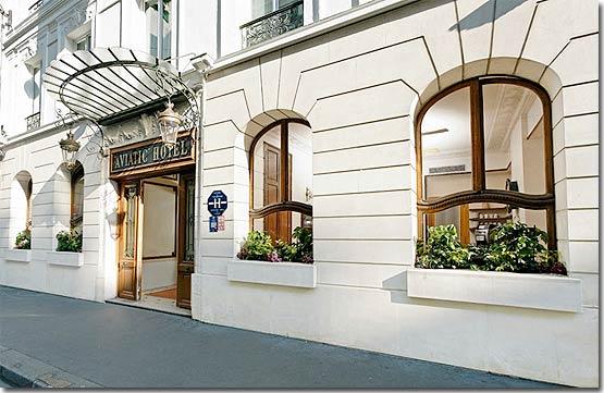 The 3 star hotel aviatic saint germain paris visit our for Hotel saint germain paris