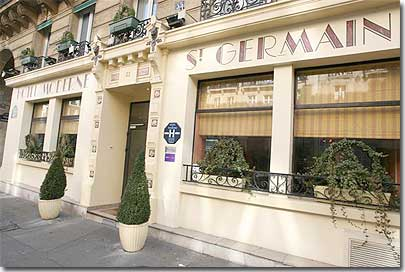 Hotel Moderne Saint Germain Paris