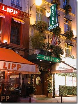 Hotel Au Manoir Saint Germain Paris