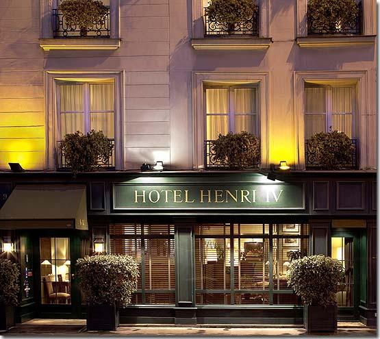 hotel a parigi hotel henri 4 rive gauche parigi 3