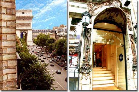 Elysee Hotel Paris