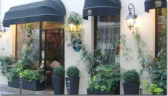 hotel en par s hotel paris saint honore par s 2. Black Bedroom Furniture Sets. Home Design Ideas