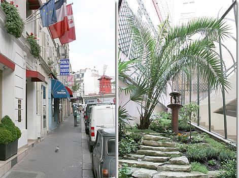 Star Hotel In Montmartre Moulin Rouge Sacr Ef Bf Bd Coeur Area
