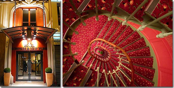 h tel paris hotel londres et new york paris 3 toiles proche de l 39 opera garnier. Black Bedroom Furniture Sets. Home Design Ideas