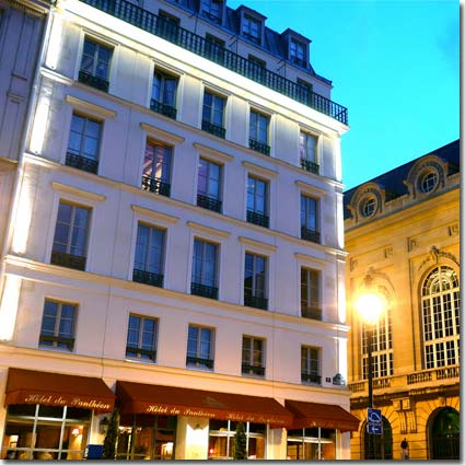 Hotels Near Boulevard Haussmann Paris